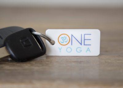 ONe Yoga Denver Key Card