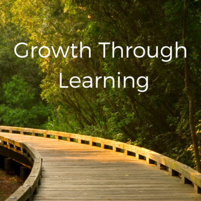 Growth Through Learning Workshops & Events