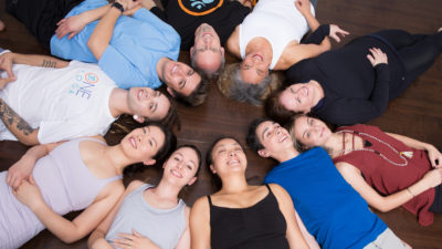 ONE Yoga Teacher Traing Program circle