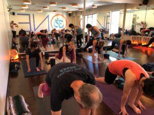 Beginner Yoga Hot Yoga Hatha Yoga One Yoga Denver
